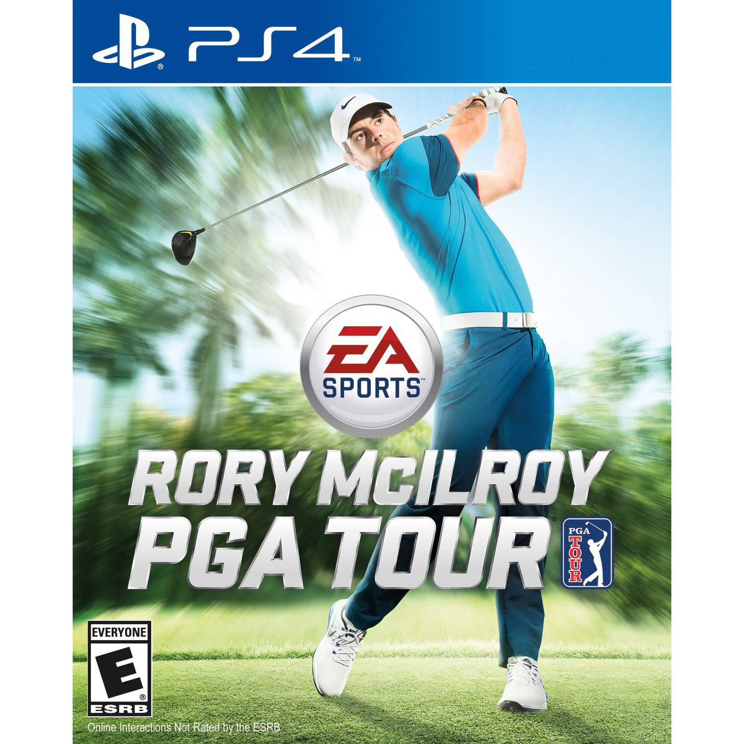 Rory McIlroy PGA Tour (PS4) - Pre-Owned