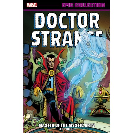 Doctor Strange Epic Collection: Master of the Mystic