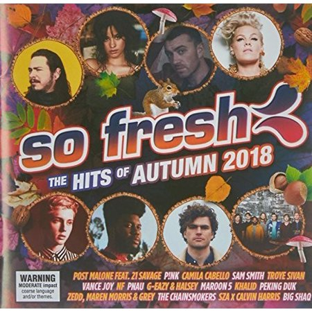 So Fresh: Hits Of Autumn 2018 / Various (CD)