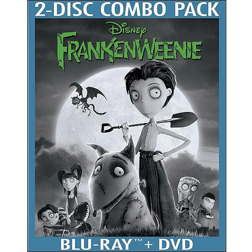 Frankenweenie (Blu-ray + DVD) (Widescreen)