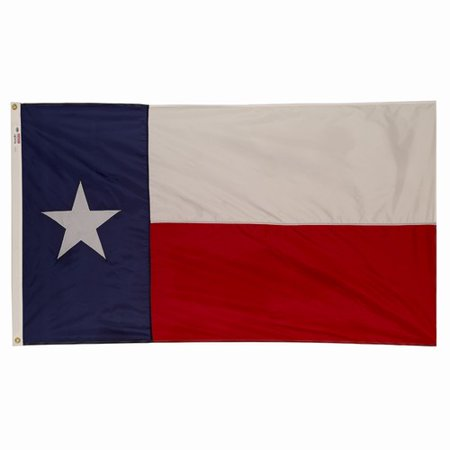 4x6 Texas State Flag Made In The