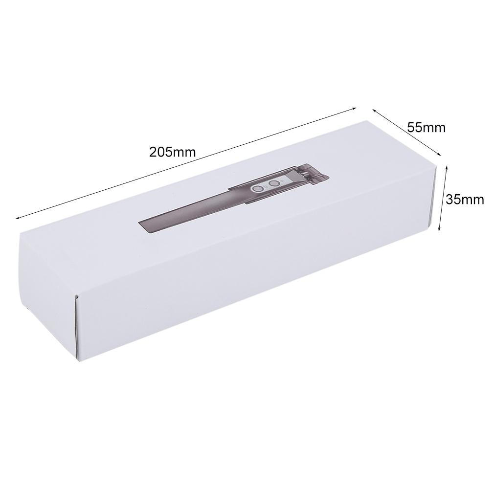 270 Degree Flip LED Light Compensation Selfie Stick Monopod Phone Holder Universal For Android For IOS Phone
