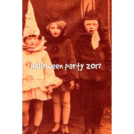 Halloween Party 2017 - Jimmy Halloween 2017