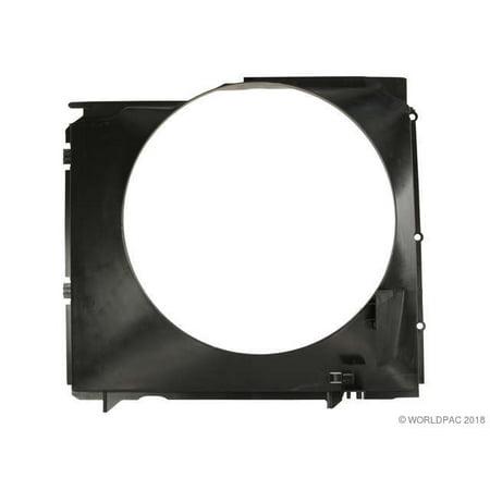 Genuine W0133-1815598 Engine Cooling Fan Shroud for BMW Models