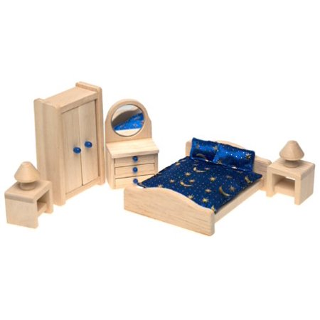 Small World Toys Ryan S Room Wooden Doll House Suite Dreams