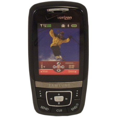 Verizon Samsung SCH-U620 Dummy Display Toy Cell Phone Good for Store Display or for Kids to Play Non-Working Phone - Stores For Kid