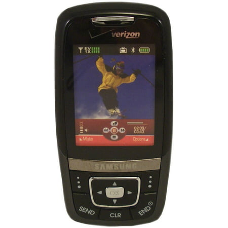 Verizon Samsung SCH-U620 Dummy Display Toy Cell Phone Good for Store Display or for Kids to Play Non-Working Phone Model (Stores For Kid)