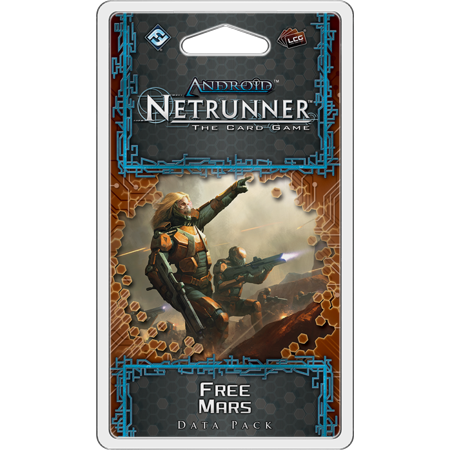 Android: Netrunner The Card Game - Free Mars Data Pack ()