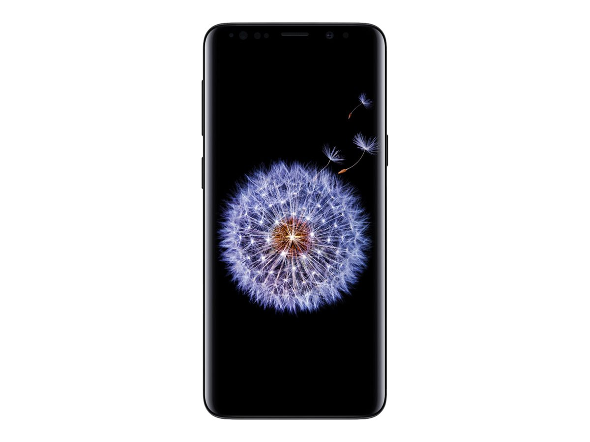 Sprint Samsung GS9+ (Plus) Postpaid Cell Phone, Black