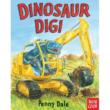 Dinosaur Dig (Board Book)
