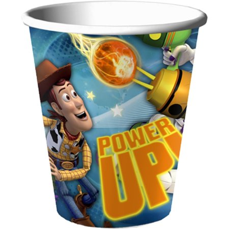 Toy Story Game Time Hot Cold Cup 8 - Toy Story Cup