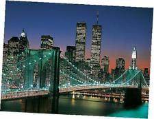 Ravensburger NYC Brooklyn Bridge 2000 Piece Puzzle by