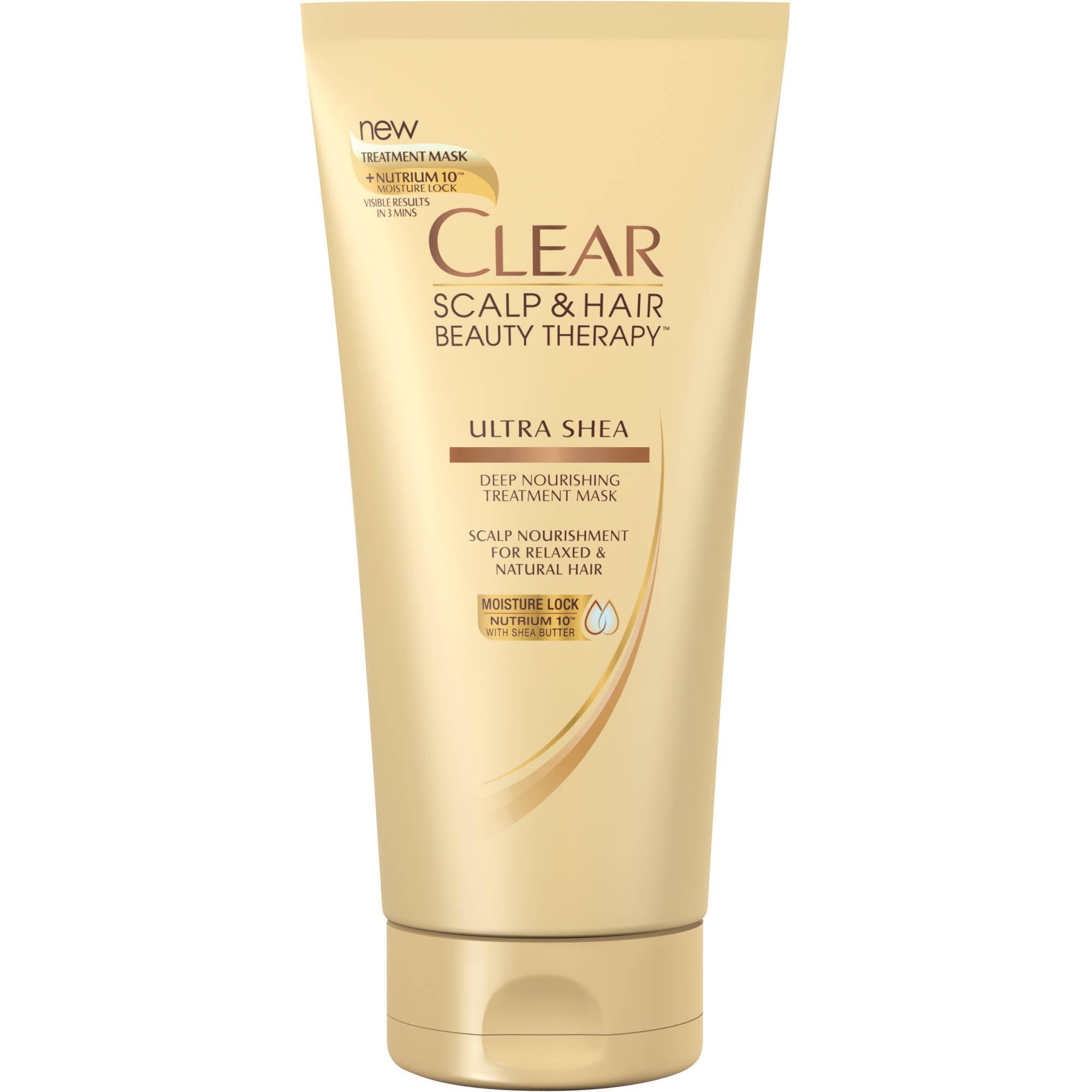 Clear Clr Cd Ultra Shea Dp Cond Mask 12 6z