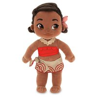 Disney Store Animators' Collection Moana Plush Doll New with Tags