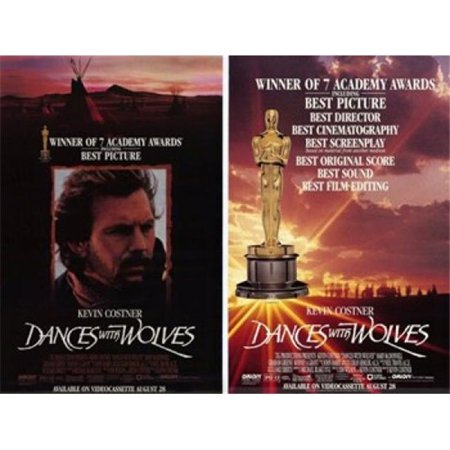 Posterazzi MOV243466 Dances with Wolves Movie Poster - 17 x 11 in. - image 1 de 1