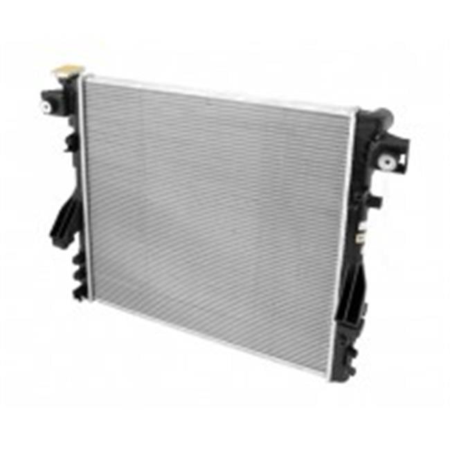 Replacement Radiator 3.8L 07-11 Jeep Wrangler JK - image 1 of 1
