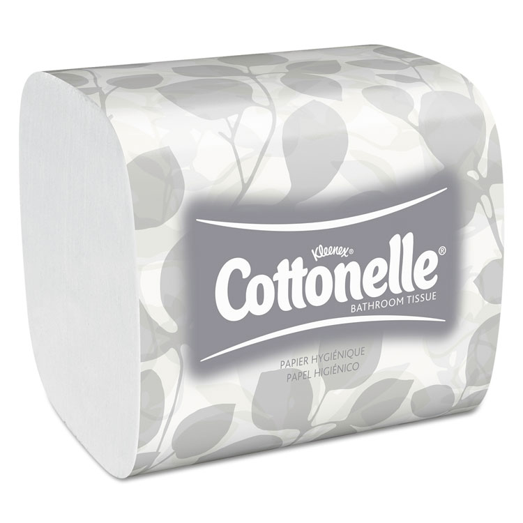 CONTROL HYGIENIC BATH TISSUE, 2-PLY, 250/PACK, 36/CARTON
