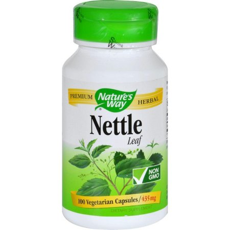 Nature S Way Nettle Leaf Review