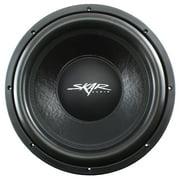 "Skar Audio VD12D4 12"" Shallow Mount Woofer 500W RMS Dual 4 Ohm"