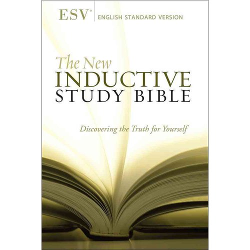 The New Inductive Study Bible: English Standard Version