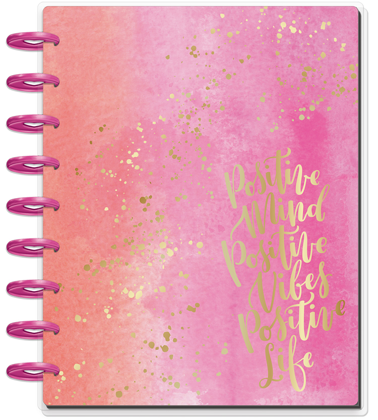 Me & My Big Ideas Expandable Disc Bound Creative Planner Medium