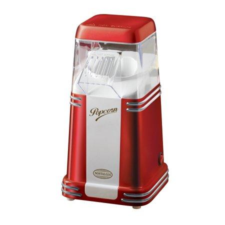 Nostalgia Rhp310 Retro Series 8 Cup Hot Air Popcorn Maker