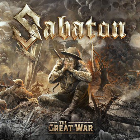 Sabaton - Great War (CD) - image 1 de 1