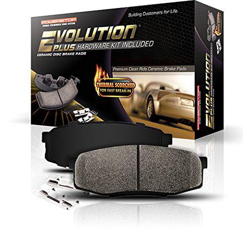 Power Stop 17-1345 Z17 Evolution Plus Brake Pad