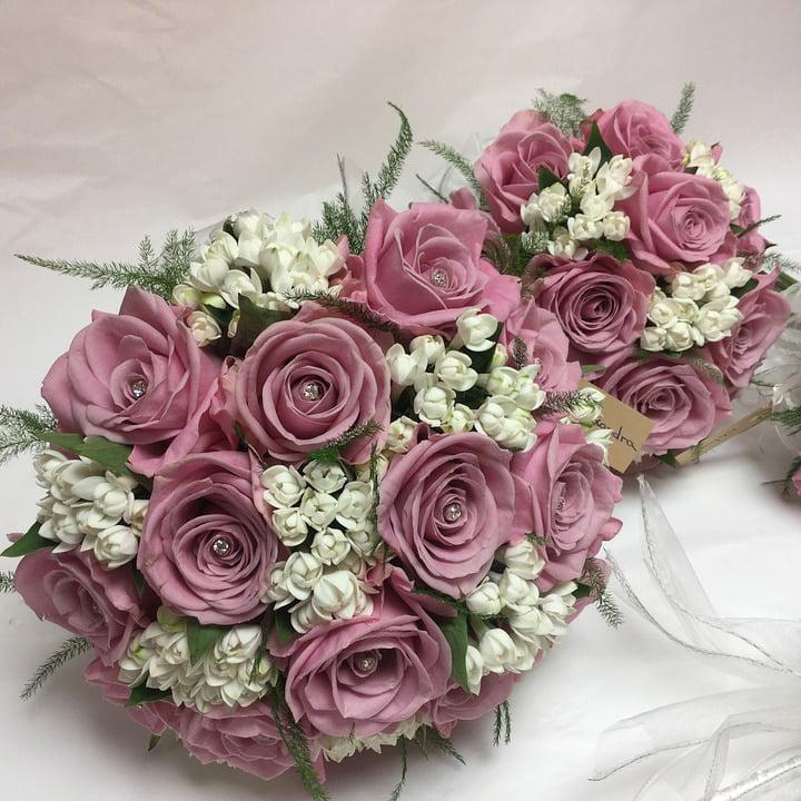 LAMINATED POSTER Bridal Bouquet Flower Bouquet Wedding Flowers Bride Poster Print 24 x 36
