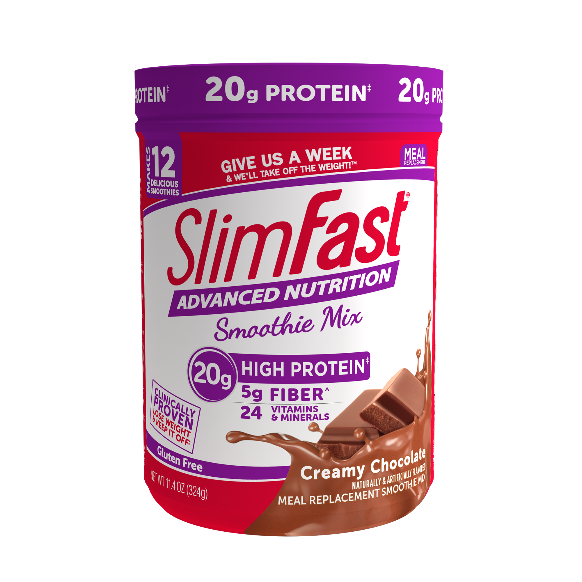 SlimFast Advanced Nutrition Smoothie