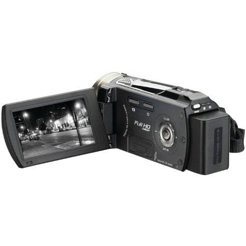 Bell & Howell DNV16HDZ-BKFull 1080p HD 16MP Infrared Nigh...