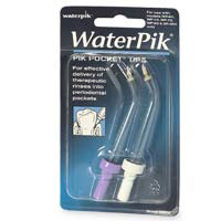 Waterpik Pocket Tips - 2 Ea