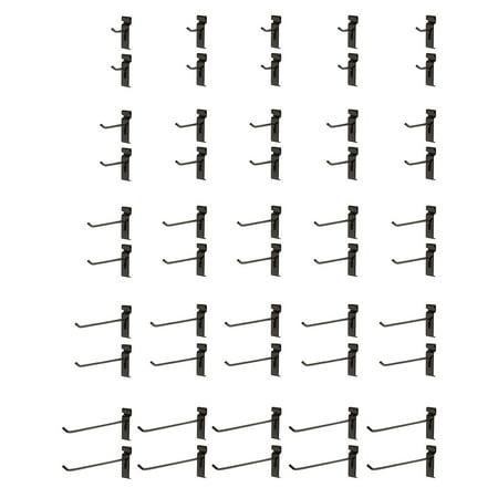 50 Gridwall Hooks - 10 Each - -