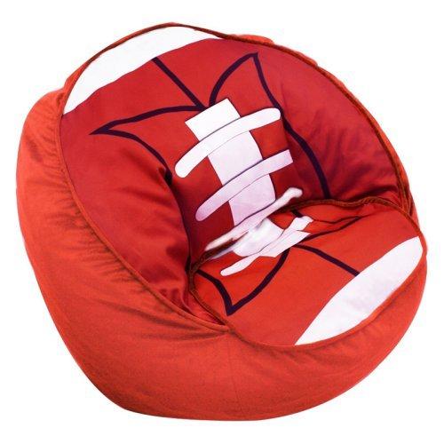 Komfy Kings Kids Football Bean Chair