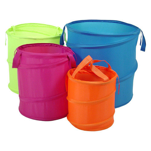 Redmon The Original 4 Piece Bongo Bag Pop Up Bucket Set