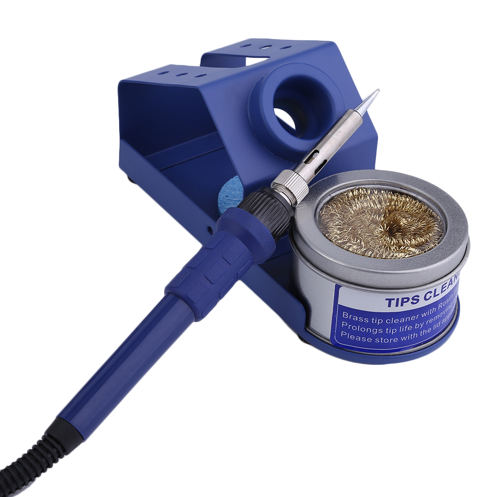 3 In 1 Soldering Iron Station Hot Air Preheating Rework Soldering Station Solder Iron For Welding Repair... by KEEPSIF