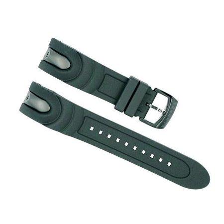 GENUINE INVICTA VENOM BLACK RUBBER WATCH STRAP Invicta Rubber Bracelets
