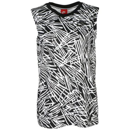 Nike Women's Muscle Sport Casual Tank Top