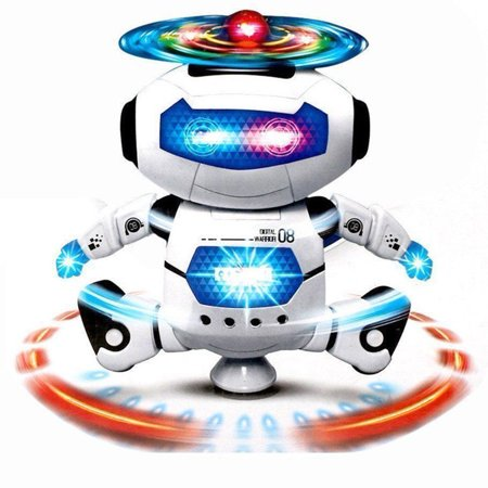 Toys For Boys Girls Robot Kid Toddler Robot 3 4 5 6 7 8 9 Year Old Age Cool Toy (Robots For 4 Year Olds)