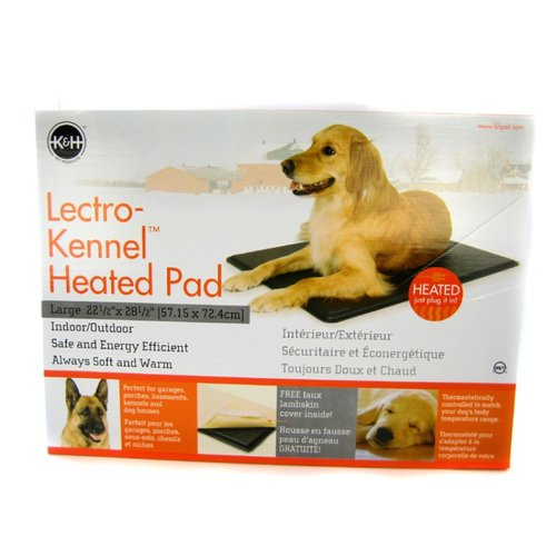 K&H Manufacturing K Pet Products K Lectro Kennel Heated P...