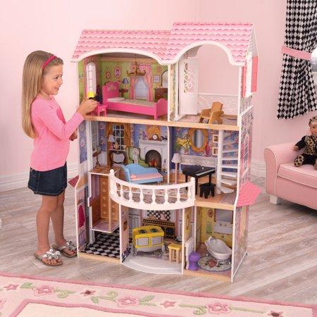 KidKraft Magnolia Toy Dollhouse