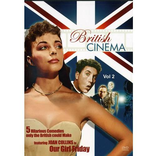 British Cinema, Vol. 2: Comedies by VIDEO COMMUNICATIONS INC