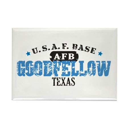 CafePress - Goodfellow Air Force Base - Rectangle Magnet, 2
