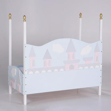 Princess Castle Toddler Bed