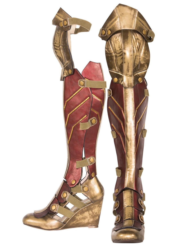 Men's/Women's:Wonder Woman Adult Adult Woman Boot:Diversified ED Pack 682ef8