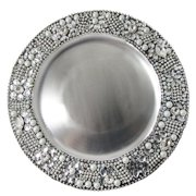 IMPULSE! Diamante Charger Plate