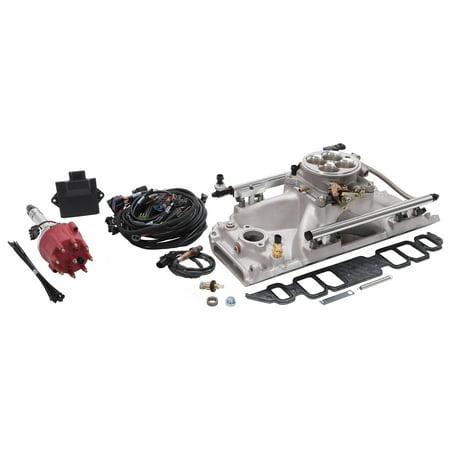 Edelbrock 358500 Pro-Flo 4 Fuel Injection Kit Edelbrock Fuel Injection Kit
