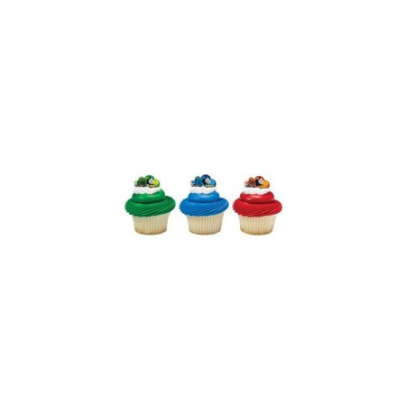 Team Umizoomi Cake (thomas & friends steam team cupcake rings - 24)