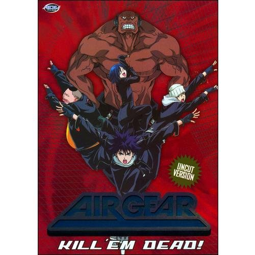 Image of Air Gear, Vol. 6: Kill Em Dead (Uncut)