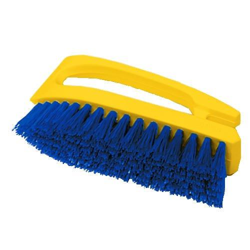Rubbermaid Iron Handle Scrub Brush (6482COB)